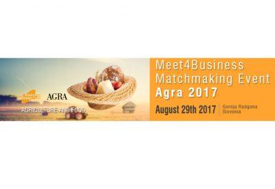 Uspešno izvedeno kooperacijsko srečanje Meet4Business v Gornji Radgoni