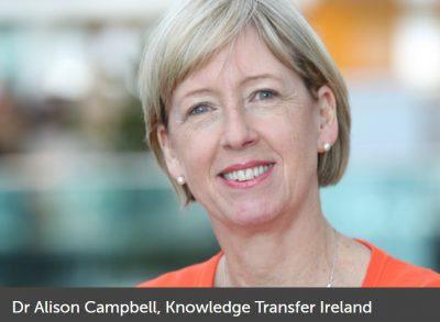 O prenosu tehnologij v gospodarstvo z dr. Alison Campbell v spletnih predavanjih