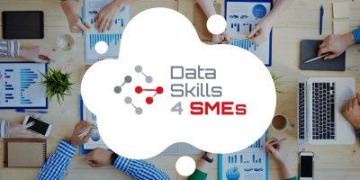Ali vašim zaposlenim primanjkuje digitalnih veščin? Izkoristite prihajajoče DATA SKILLS 4 SMEs virtualne tečaje!