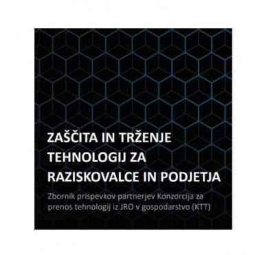 Zaščita in trženje tehnologij za raziskovalce in podjetja