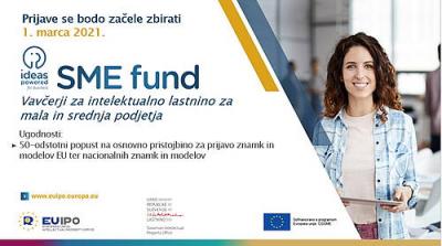 Razpis EUIPO - nepovratna sredstva za znamke in modele