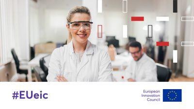 EIC - tretji steber programa Horizon Europe za podjetja, raziskovalce, investitorje in korporacije